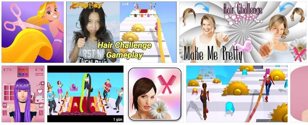 Android Apk İndir - Apk Uygulama İndir Hair Challenge APK İndir