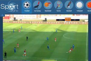 Sportzone APK indir / Canlı Maç İzleme Uygulaması 1