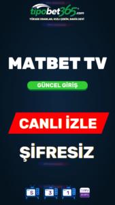 MATBET TV APK indir / Canlı Spor Kanalları – Canlı Maç izleme Uygulaması 1