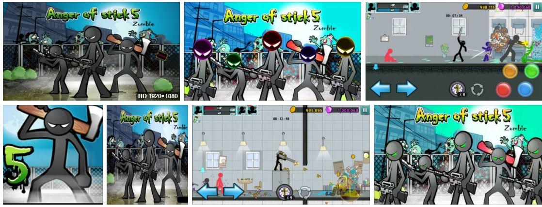 Android Apk İndir - Apk Uygulama İndir Anger Of Stick 5 Zombie Apk - Güncel Sürüm 2021**