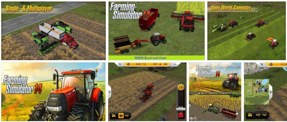 Android Apk İndir - Apk Uygulama İndir FS 14 APK İndir - Farming Simulator 14  **MODDED 2021**