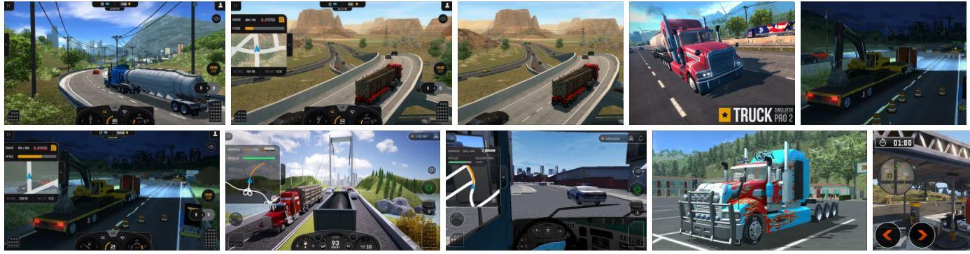 Android Apk İndir - Apk Uygulama İndir Truck Simulator PRO 2 APK ** Son Sürüm Güncel 2021**