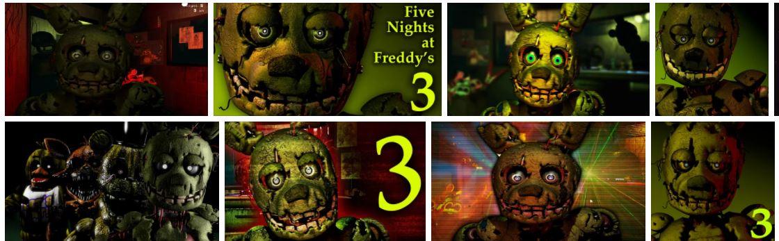 Android Apk İndir - Apk Uygulama İndir Fnaf 3 Apk Güncel Sürüm 2021** Five Nights at Freddy's 3
