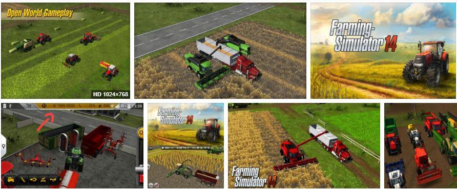 Android Apk İndir - Apk Uygulama İndir Fs 14 Apk MOD APK – PARA HİLELİ Güncel Sürüm 2021 ** Farming Simulator 14