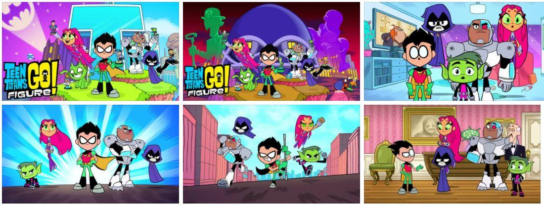 Android Apk İndir - Apk Uygulama İndir Teen Titans Go Teenage 2 Apk Güncel Hali 2021**