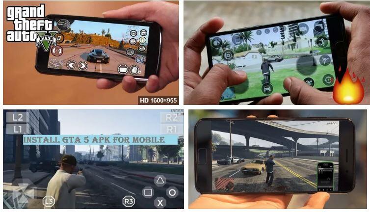 Android Apk İndir - Apk Uygulama İndir GTA 5 Apk indir **FULL 2021**