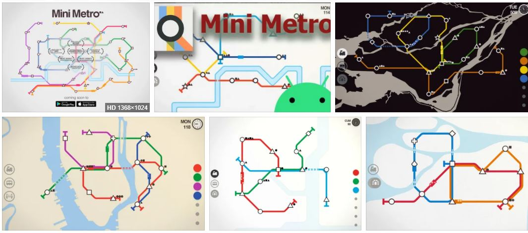 Android Apk İndir - Apk Uygulama İndir Mini Metro Apk - Mini Metro v2.48.0 MOD APK – TÜM KİLİTLER AÇIK **FULL 2021**